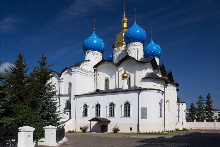 Достопримечательности Казани: собор Казанского кремля