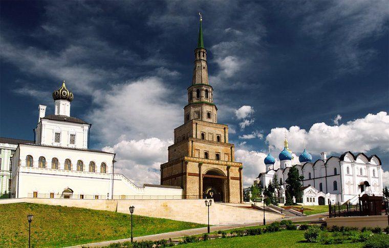 Казань. Достопримечательности
