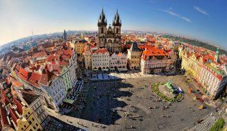 Лучшие достопримечательности Праги
