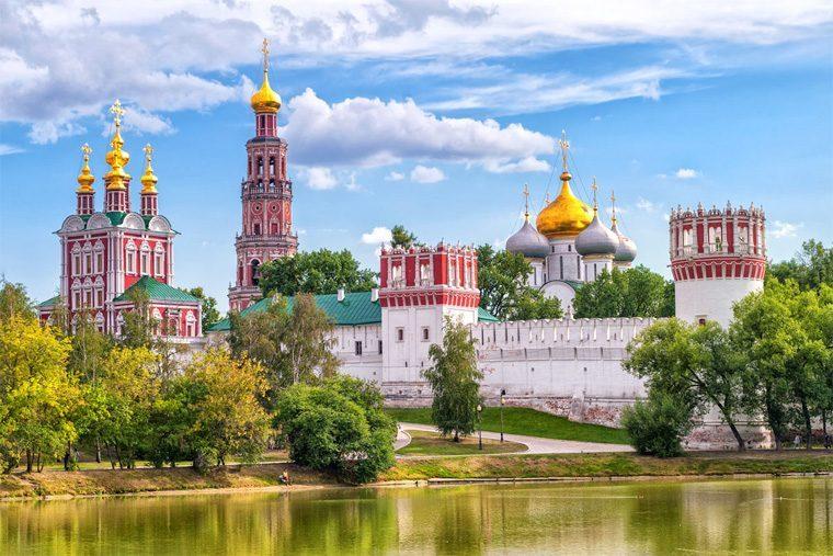 Москва. Достопримечательности
