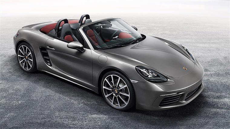 Лучшие спорткары 2017: Porsche