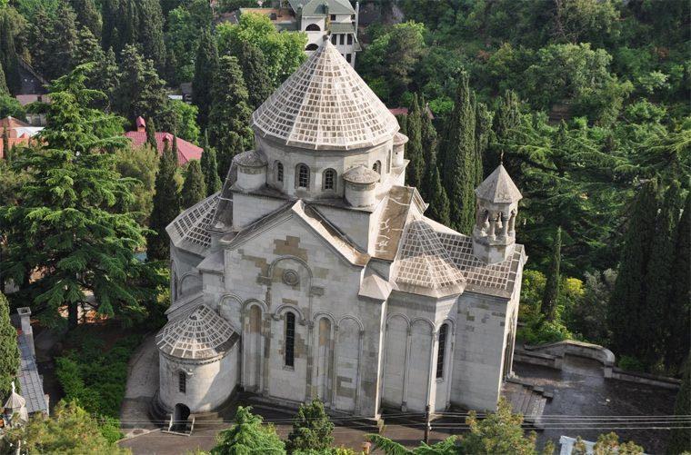 Достопримечательности Ялты: церковь