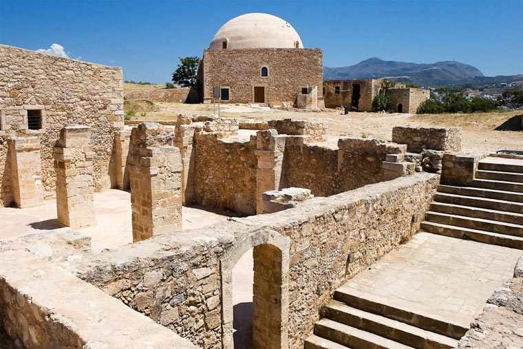 Достопримечательности Крита: Фортецца