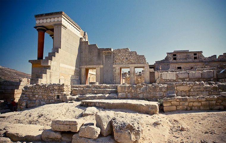 Достопримечательности Крита: Кносс