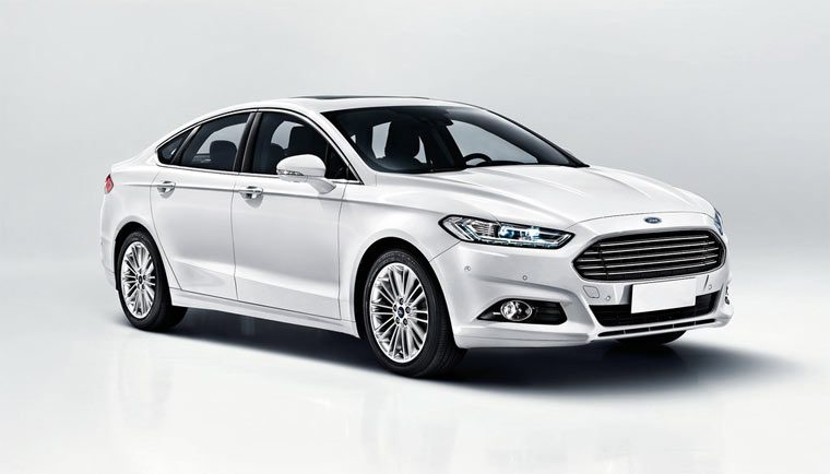 Ford Mondeo 5 2017