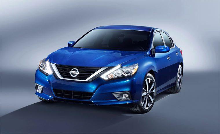 Nissan Teana III 2017