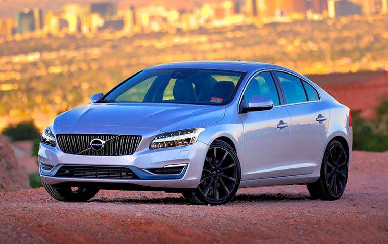 Рейтинг седанов 2017: Volvo S60