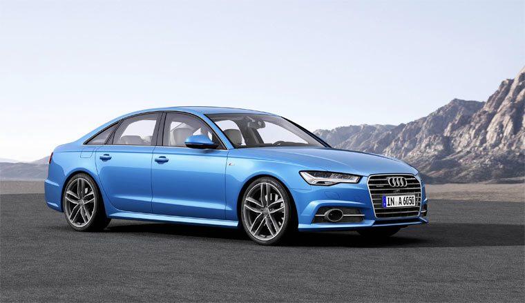 Audi A6 2017 года