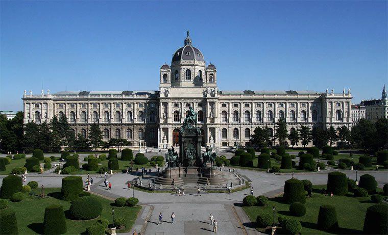 Главные достопримечательности Вены: музей истории искусств