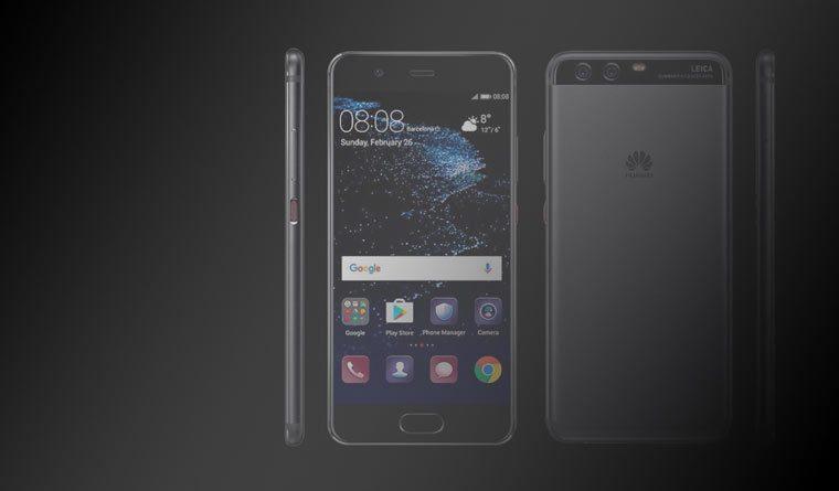 Huawei P10 - лучшие смартфон с сильным аккумулятором