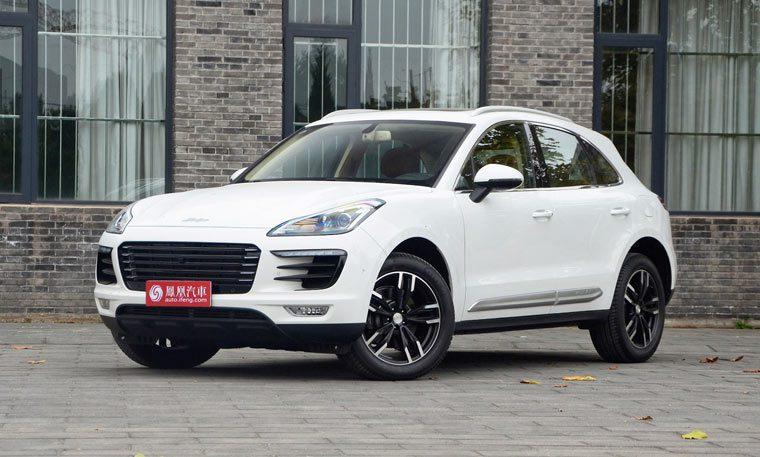 Надежный китайский автомобиль - Zotye SR9