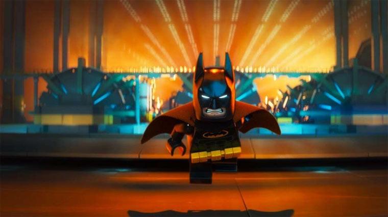 На экраны вышел Лего Фильм: Бэтмен