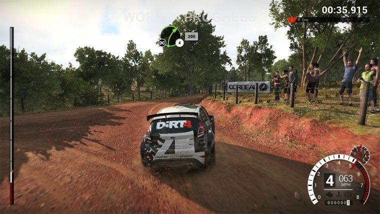 Dirt 4 - лучшие гонки 2017 на пк