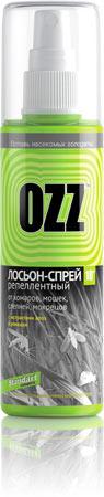Лосьон-спрей OZZ
