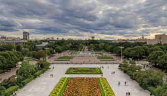 Лучшие парки Москвы — Топ 10