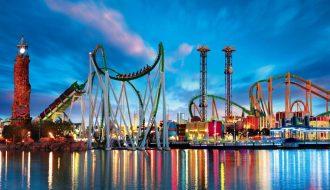 Лучшие парки развлечений в мире — топ 10