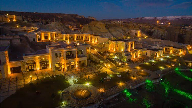 топ 10лучших отелей Турции