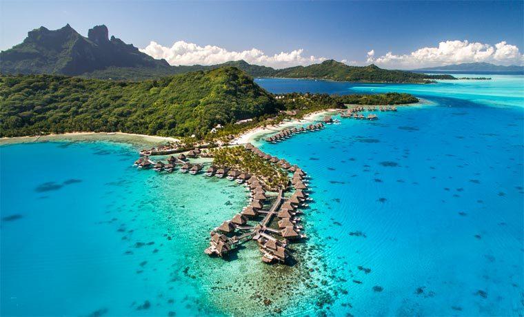 Лучшие острова мира: Бора-Бора