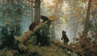 Топ 10 самые известные русские картины