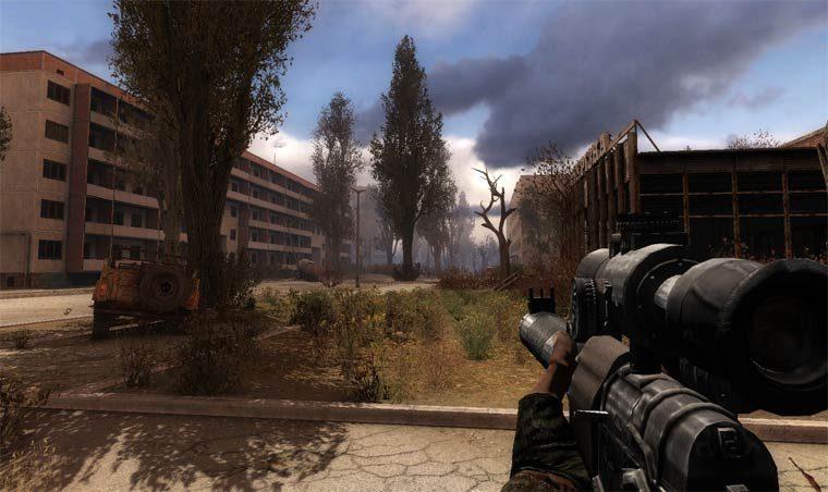 Игры с открытым миром для слабых PC