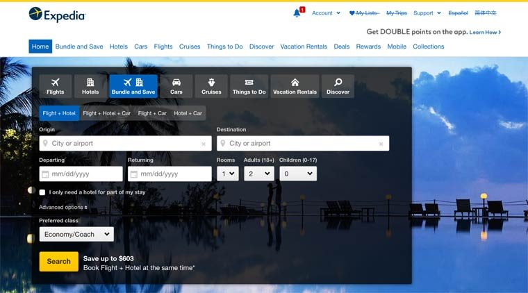 Лучшие сайты для бронирования авиабилетов