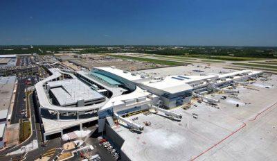 Самые большие аэропорты мира