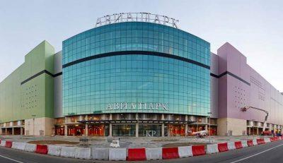Самые большие торговые центры Москвы