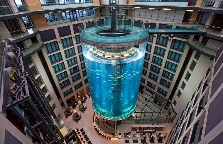 Самые большие океанариумы в мире