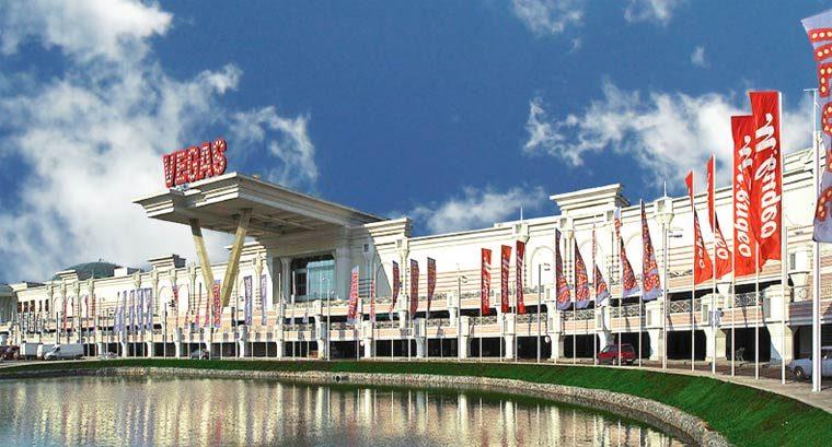 Самые крупные ТЦ в Москве