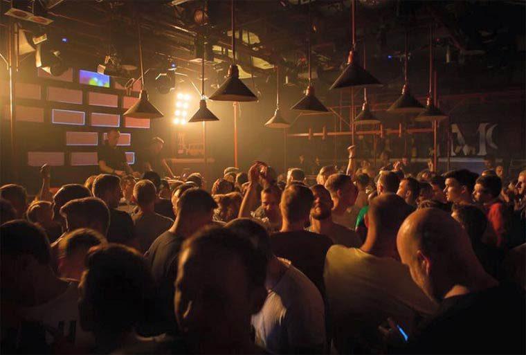 Лучшие ночные клубы Москвы