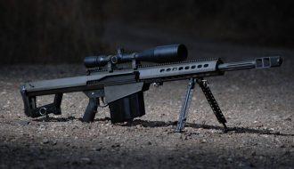 Лучшие снайперские винтовки, рейтинг топ 10