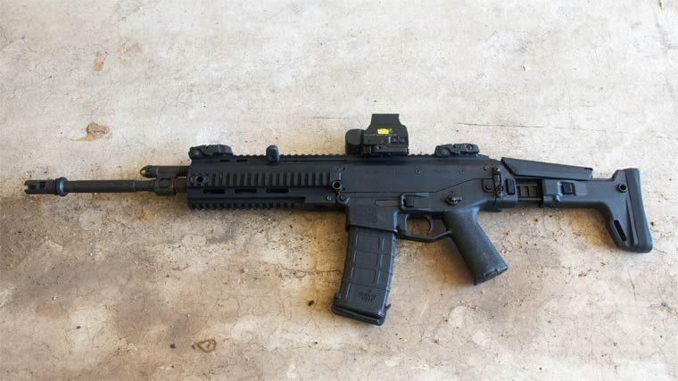 Рейтинг штурмовых винтовок