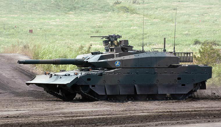 Самые мощные танки в мире