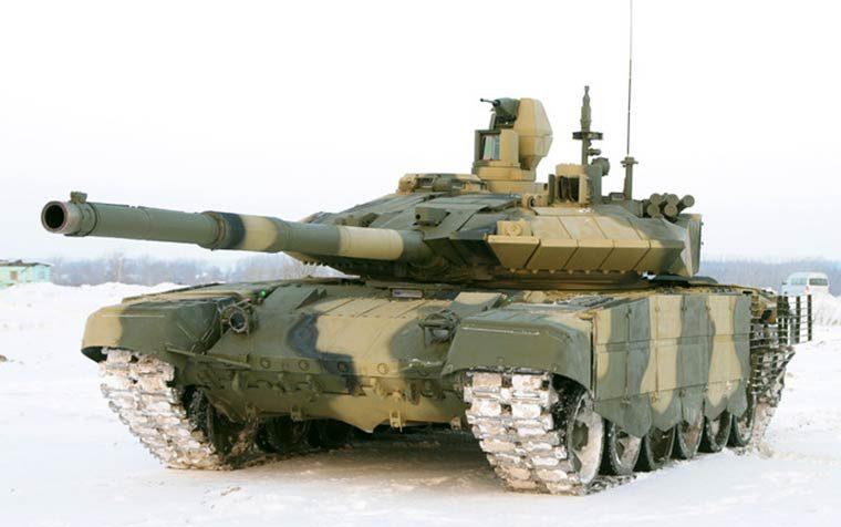 Лучший русский танк