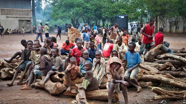 Самые бедные страны в мире 2018