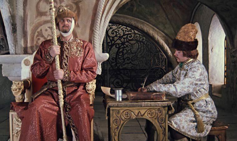 Рейтинг советских комедий