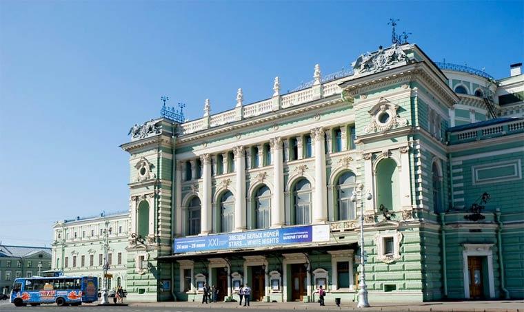 Топ-10 лучшие театры Санкт-Петербурга