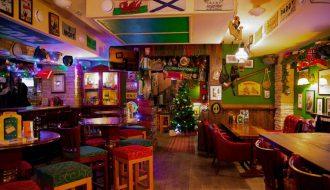Топ 10 Лучшие ирландские пабы Москвы