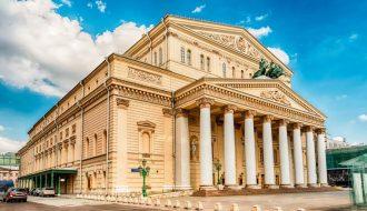 Топ-10 лучшие театры Москвы