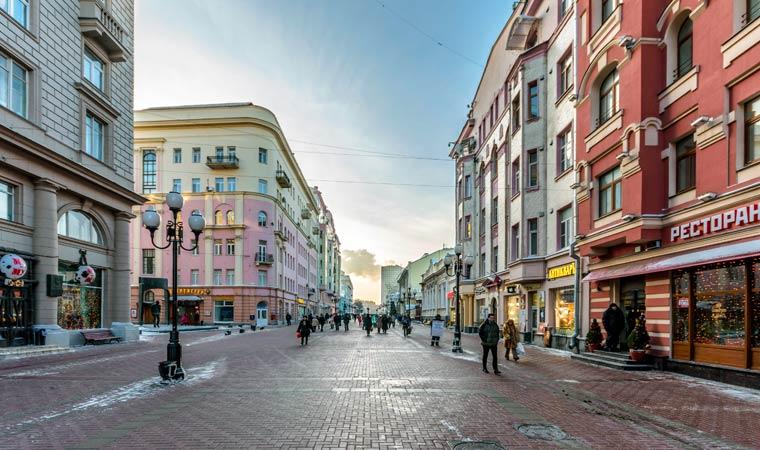 Топ 10 лучшие районы Москвы