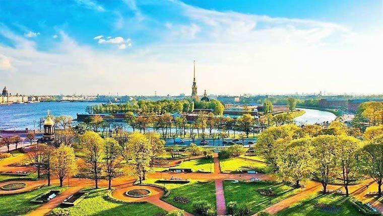 Лучшие районы Санкт-Петербурга