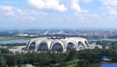 Самые большие стадионы в мире