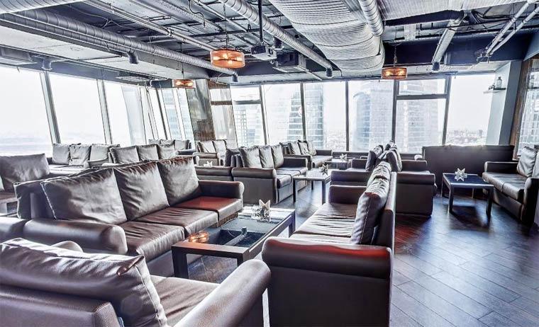 Nebo-Lounge