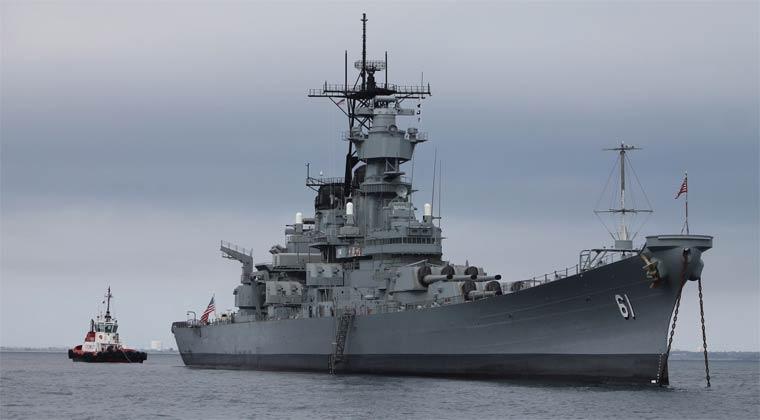 USS-Iowa
